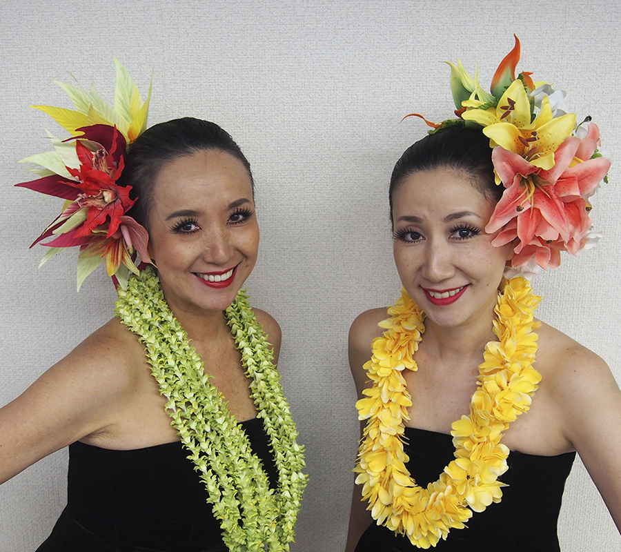 Iwalani School of Dance Japan